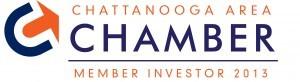 Chattanooga Chamber Member Investor Logo